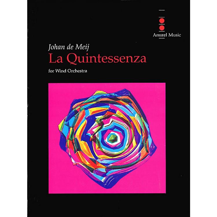 Amstel MusicLa Quintessenza Concert Band Level 5 Composed by Johan de Meij