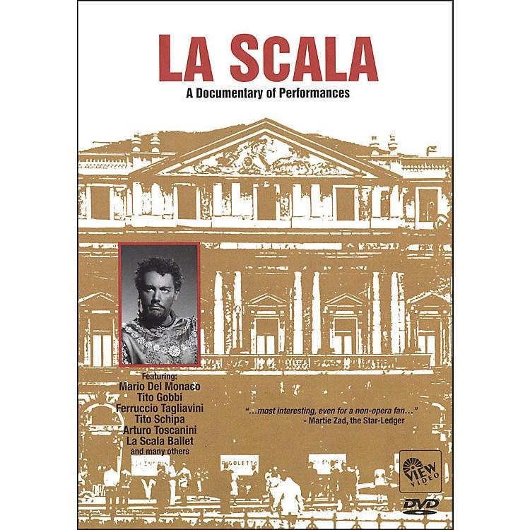 Hal LeonardLa Scala: A Documentary Of Performances DVD