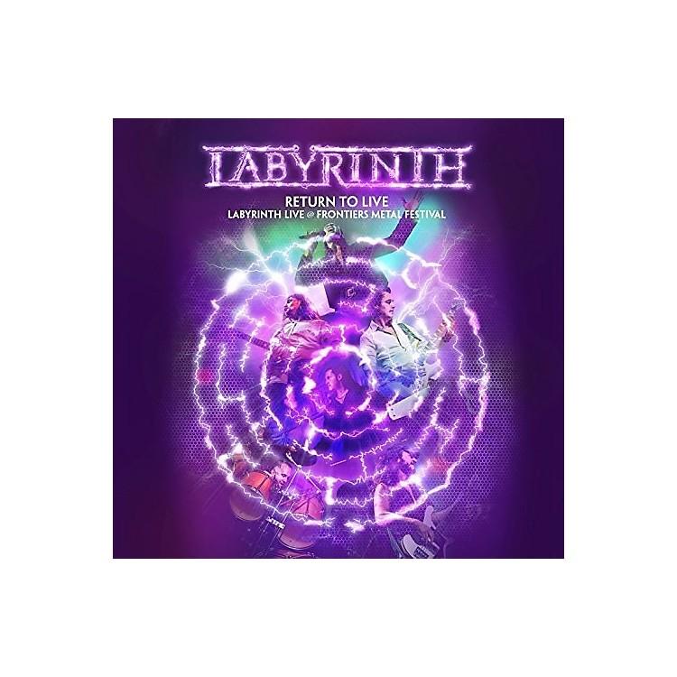 AllianceLabyrinth - Return To Live