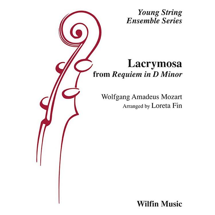 Wilfin MusicLacrymosa String Orchestra Grade 3.5