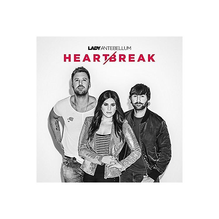 AllianceLady Antebellum - Heart Break