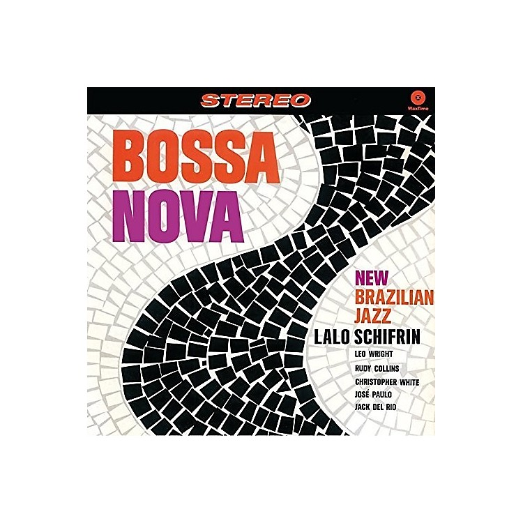 Alliance Lalo Schifrin - Bossa Nova: New Brazilian Jazz + 2 Bonus Tracks