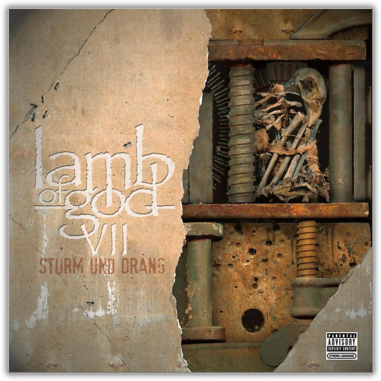 Sony Lamb of God - VII: Sturm Und Drang Vinyl LP