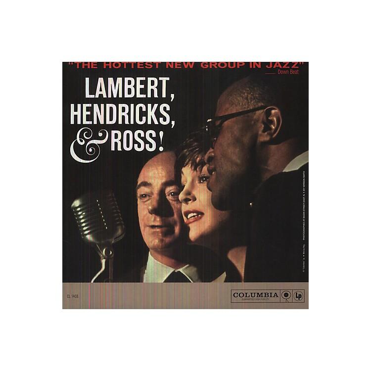 AllianceLambert, Hendricks & Ross - Hottest New Group in Jazz