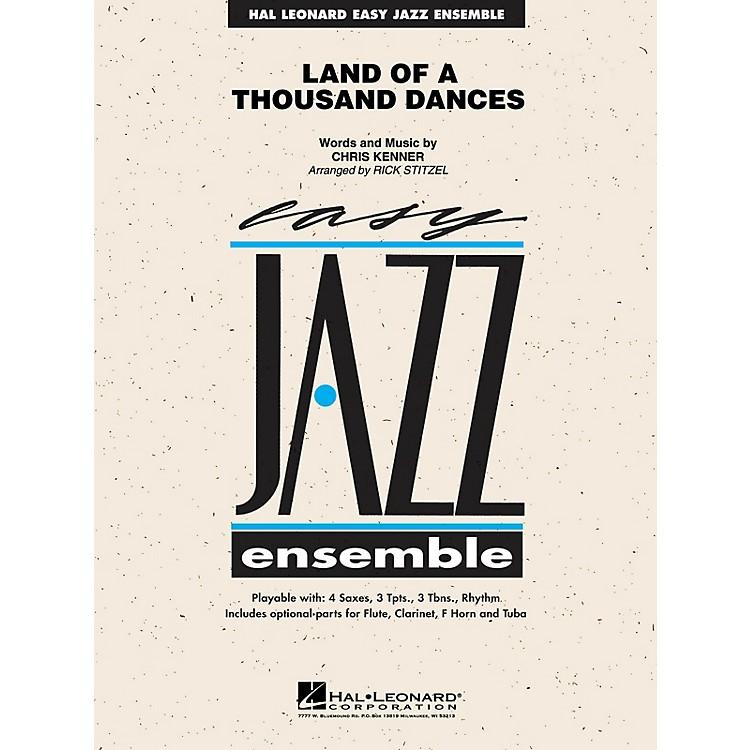 Hal LeonardLand of a Thousand Dances Jazz Band Level 2 Arranged by Rick Stitzel