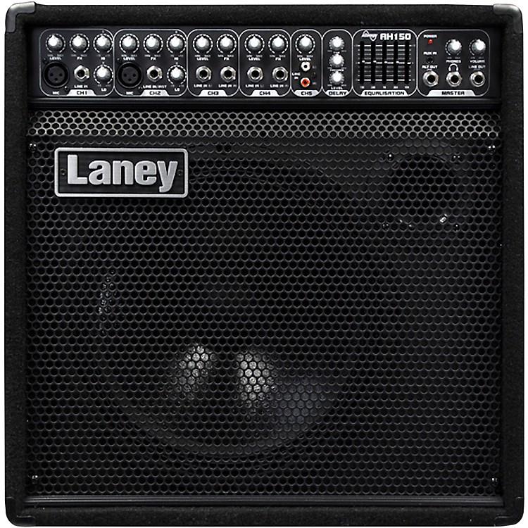 LaneyLaney AH150 Audio Hub Combo Mulit-input 5 Channels. 5-Band Master EQ & Digital Delay. 150W