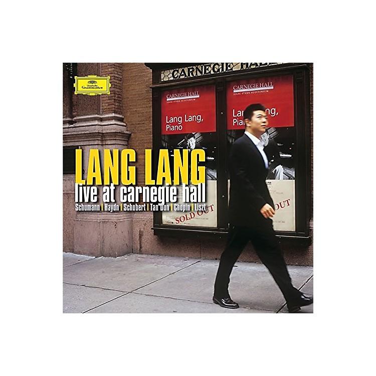 AllianceLang Lang - Live at Carnegie Hall