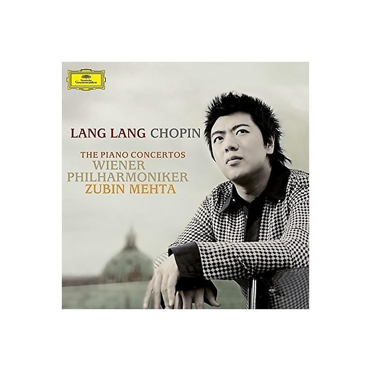 AllianceLang Lang - Piano Concerto 1 & 2