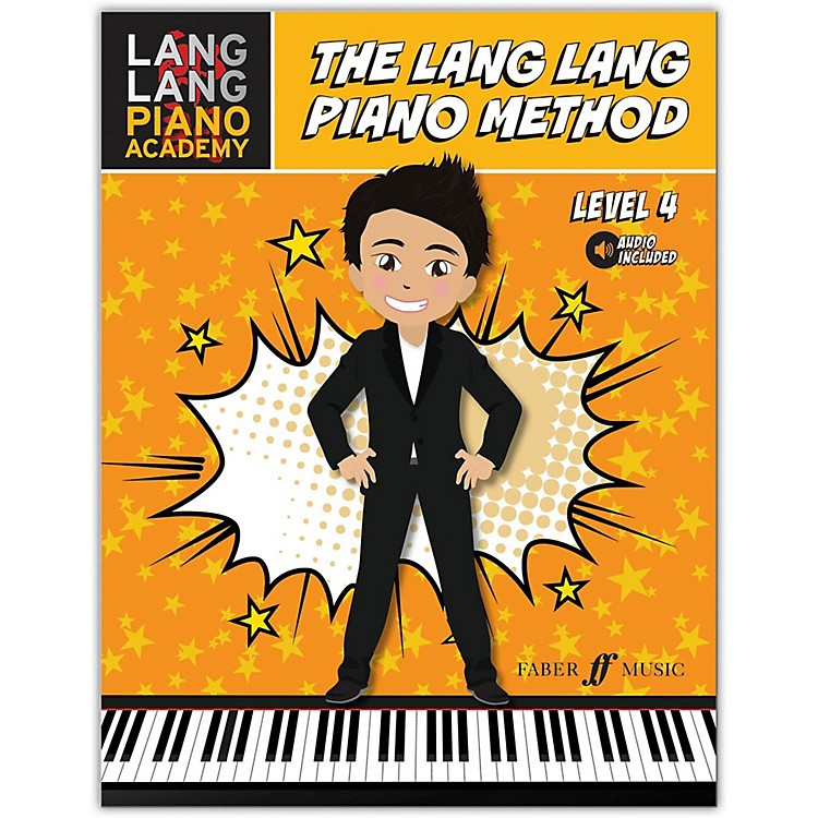 Faber Music LTDLang Lang Piano Academy: The Lang Lang Piano Method, Level 4 Book & Online Audio Early Intermediate