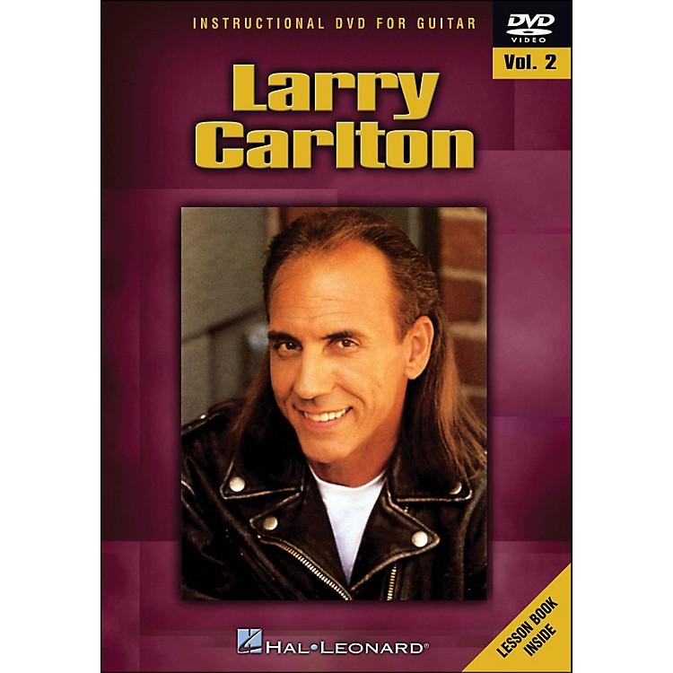 Hal LeonardLarry Carlton Volume 2 DVD