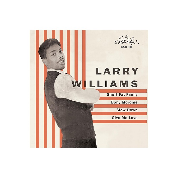 AllianceLarry Williams - Ep