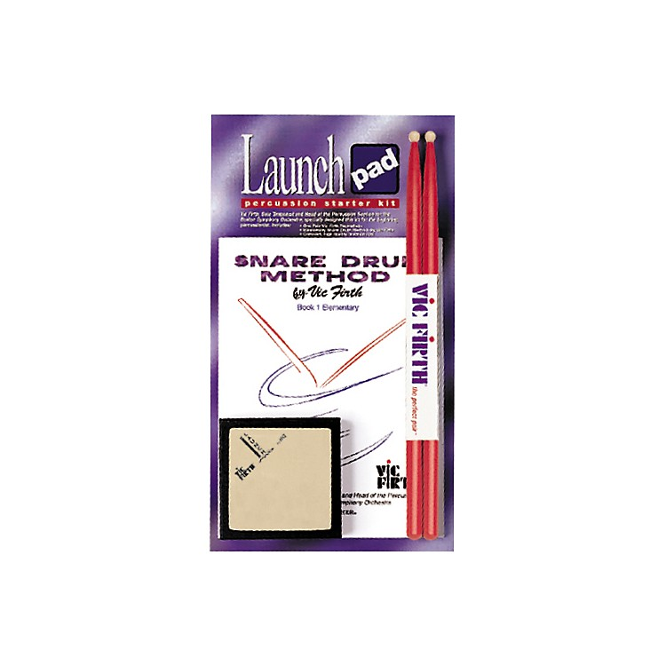 Vic Firth Launch Pad Kit