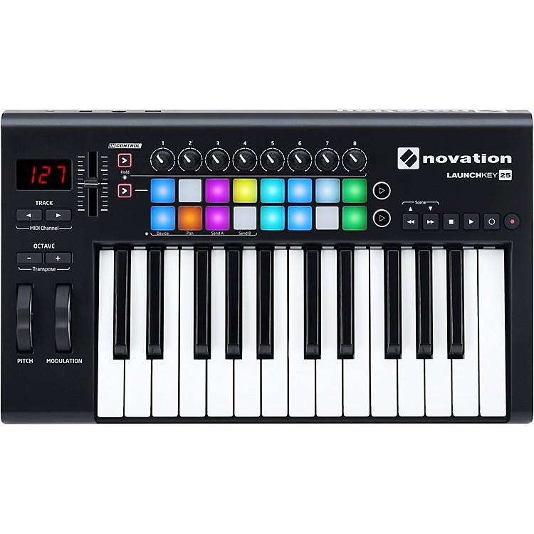 NovationLaunchkey 25 MIDI Controller