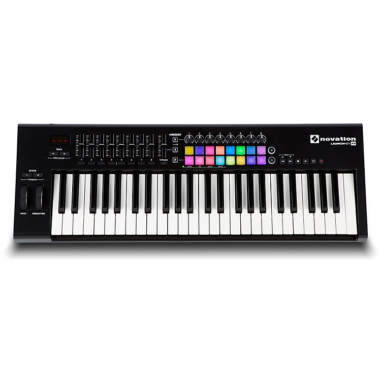 Novation Launchkey 49 MIDI Controller  888365900599