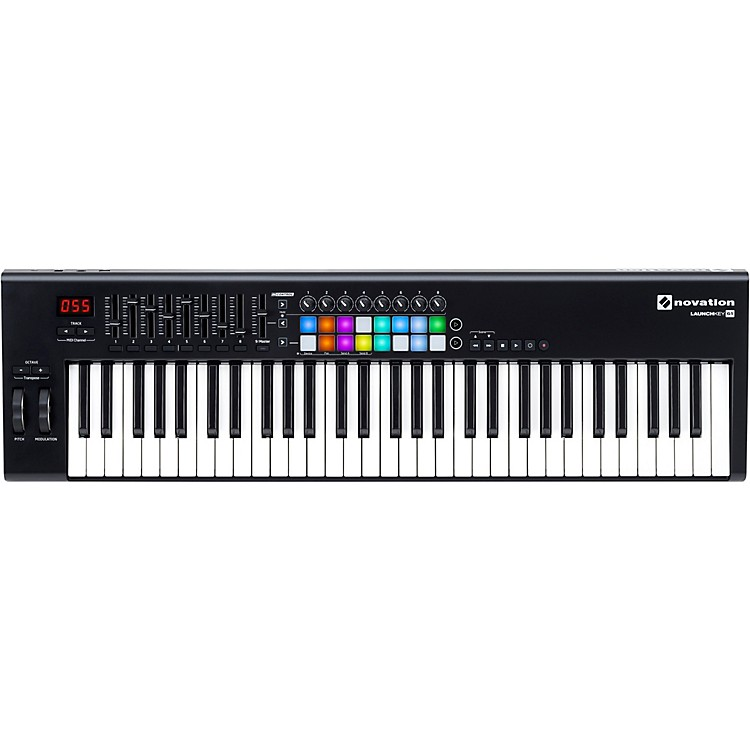 NovationLaunchkey 61 MIDI Controller