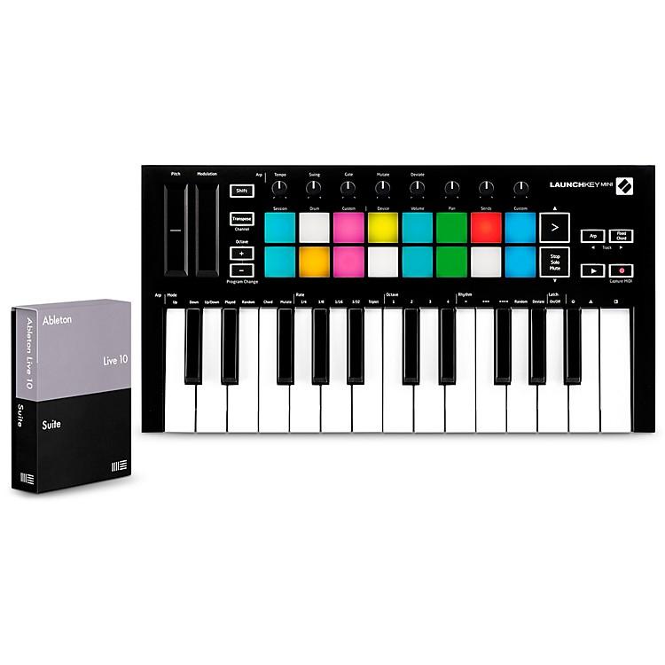 NovationLaunchkey Mini [MK3] With Ableton Live 10 Suite