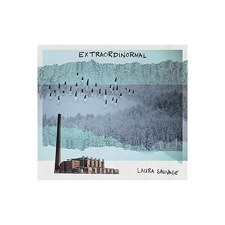 Alliance Laura Sauvage - Extraordinormal