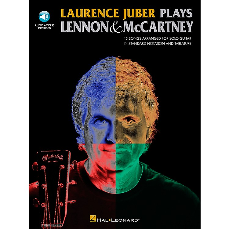 Hal Leonard Laurence Juber Plays Lennon & Mccartney (Book/CD)
