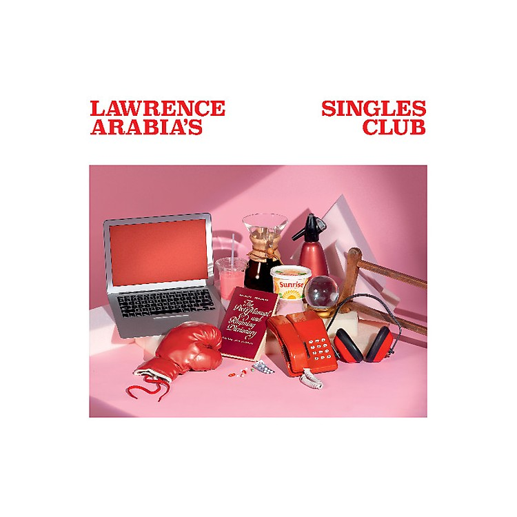 AllianceLawrence Arabia - Lawrence Arabia's Singles Club