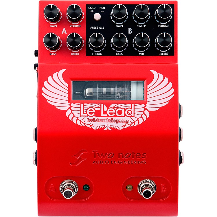 Two Notes Audio EngineeringLe Lead Preamp Effects Pedal