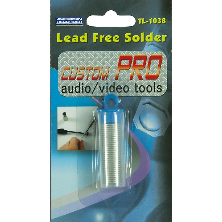 American Recorder Technologies Lead Free Solder 3.8 ft.