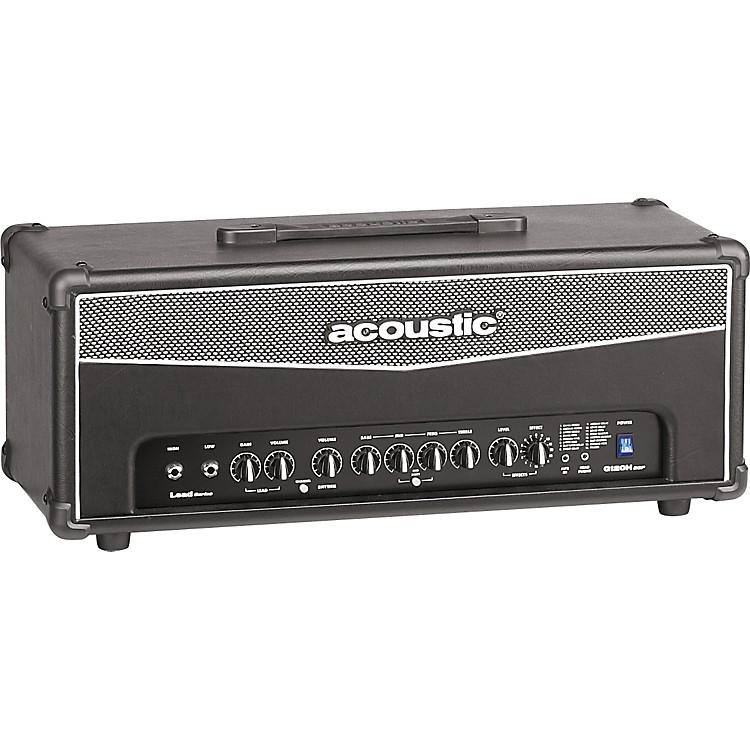 AcousticLead Guitar Series G120H DSP 120W Guitar Amp Head