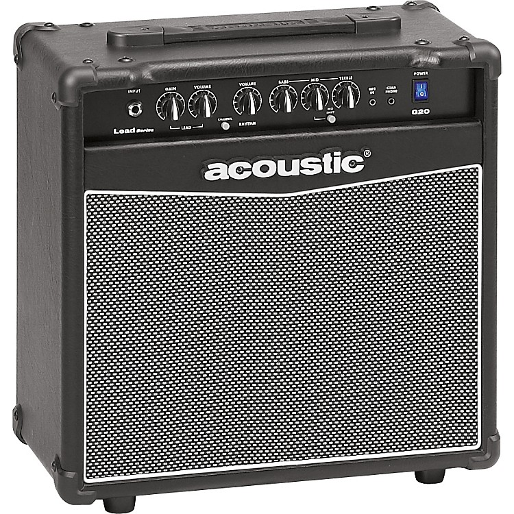 acoustic lead guitar series g20 20w 1x10 guitar combo amp music123. Black Bedroom Furniture Sets. Home Design Ideas