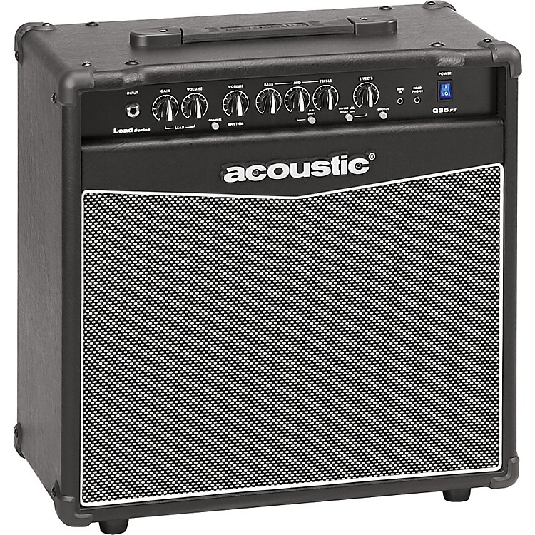 AcousticLead Guitar Series G35FX 35W 1x12 Guitar Combo Amp