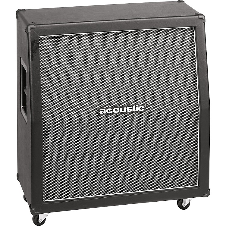 AcousticLead Guitar Series G412A 4x12 Stereo Guitar Speaker Cabinet