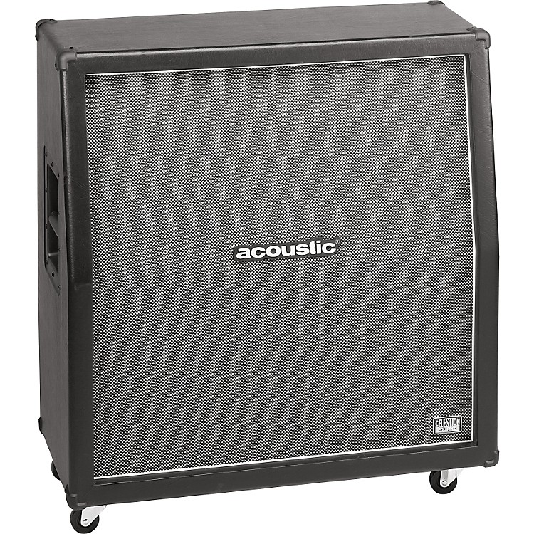 Acoustic Lead Guitar Series G412AC 4x12 Guitar Speaker Cabinet