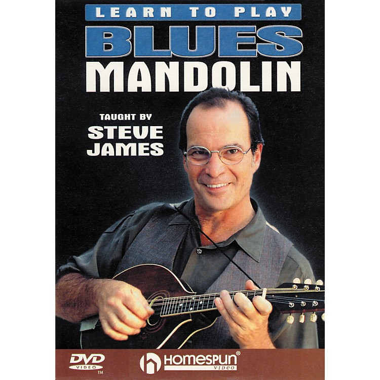 HomespunLearn To Play Blues Mandolin (DVD)