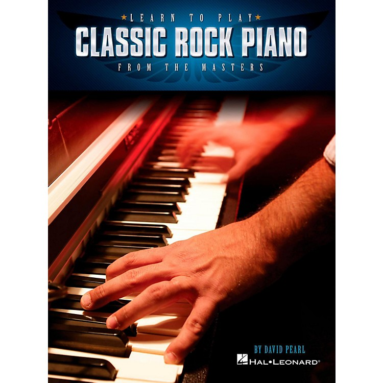 Berklee Press Learn To Play Classic Rock Piano From The Masters