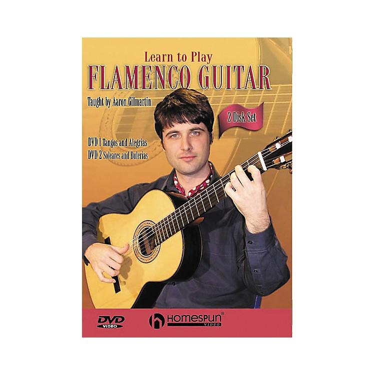 HomespunLearn to Play Flamenco Guitar 2-Video Set (DVD)