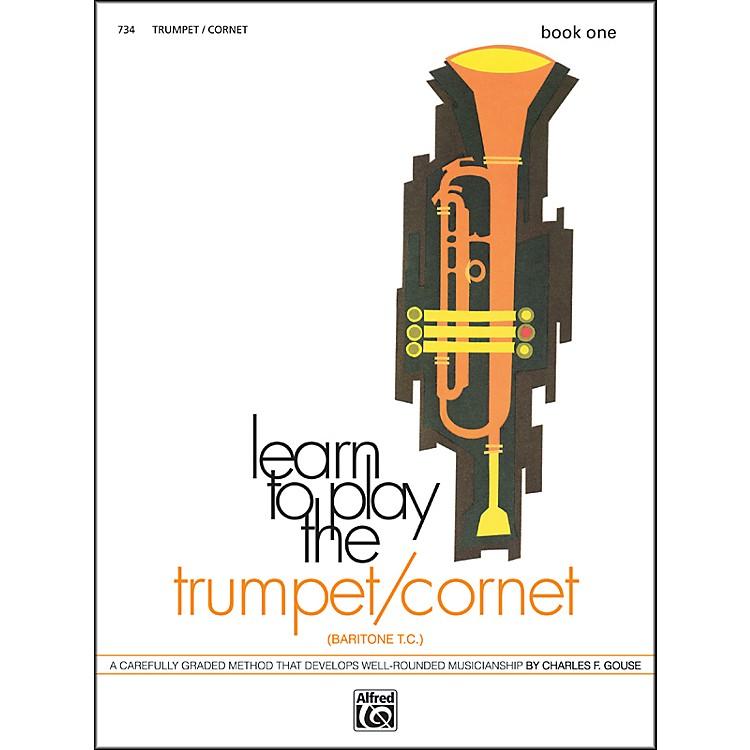 AlfredLearn to Play Trumpet/Cornet Baritone T.C.! Book 1