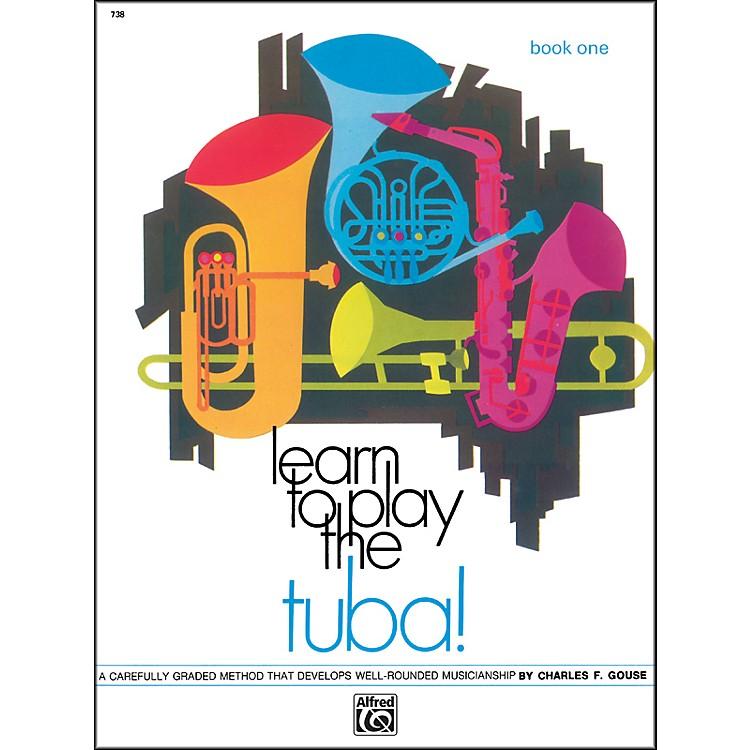 AlfredLearn to Play Tuba! Book 1