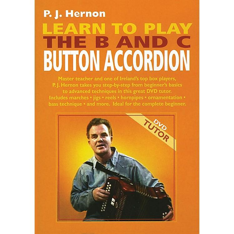 WaltonsLearn to Play the B and C Button Accordion Waltons Irish Music Dvd Series DVD Written by P.J. Hernon