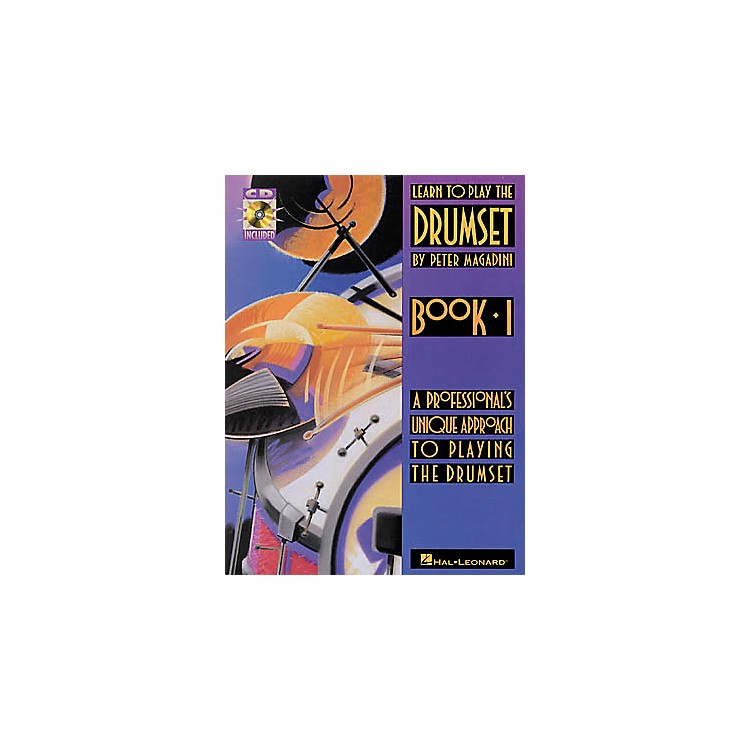 Hal LeonardLearn to Play the Drumset - Book 1/CD Pack