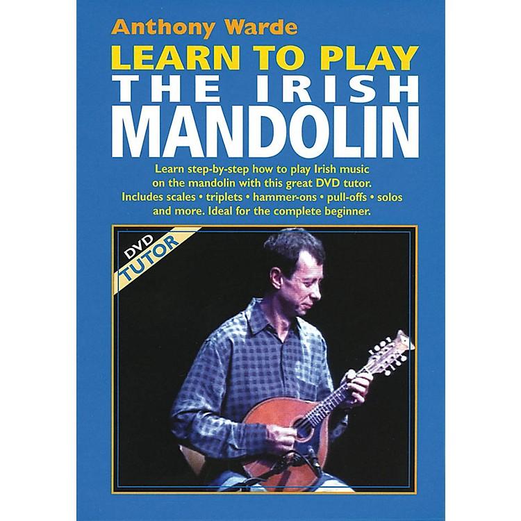 WaltonsLearn to Play the Irish Mandolin Waltons Irish Music Dvd Series DVD Written by Anthony Warde