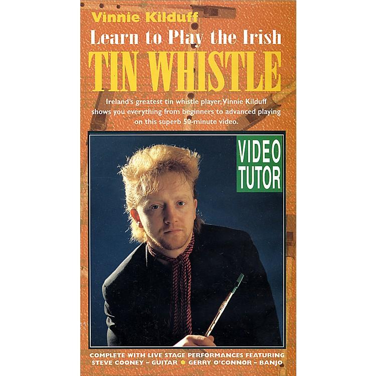 WaltonsLearn to Play the Irish Tin Whistle (DVD)