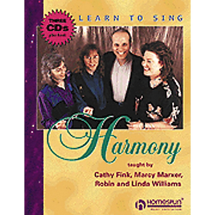 Hal Leonard Learn to Sing Harmony CD