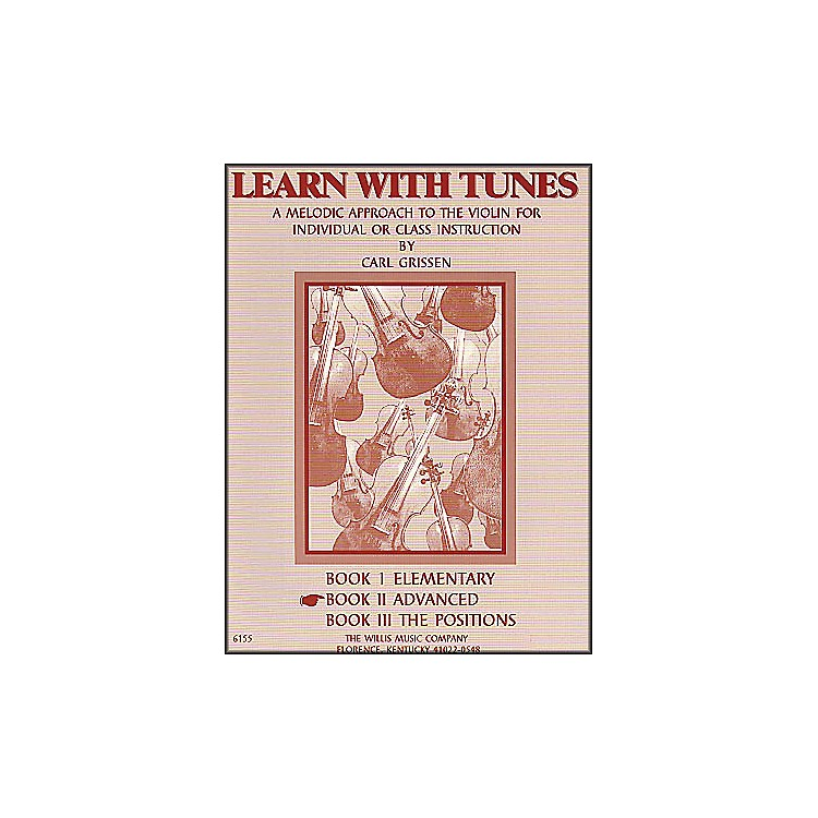 Willis MusicLearn with Tunes Book 2