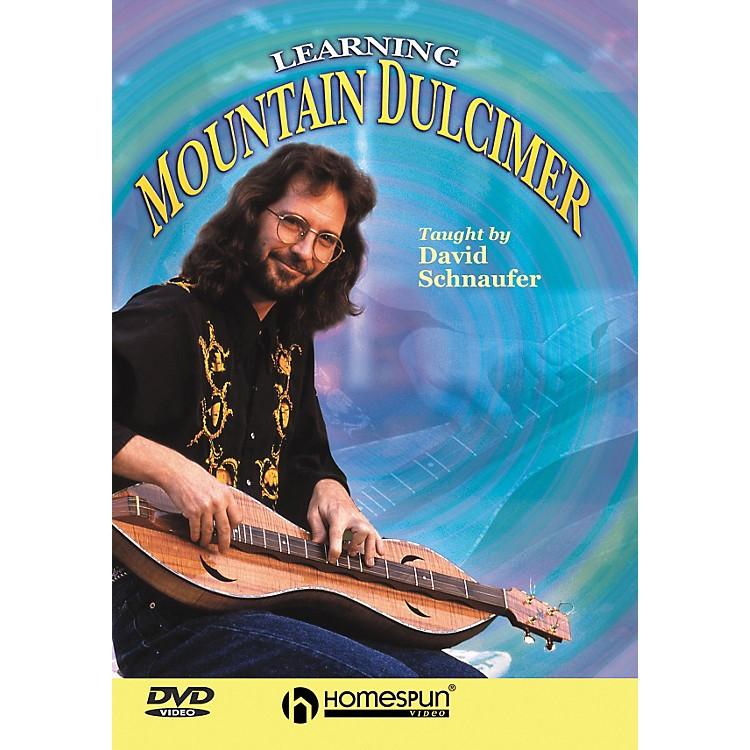 HomespunLearning Mountain Dulcimer Level 1-2 DVD