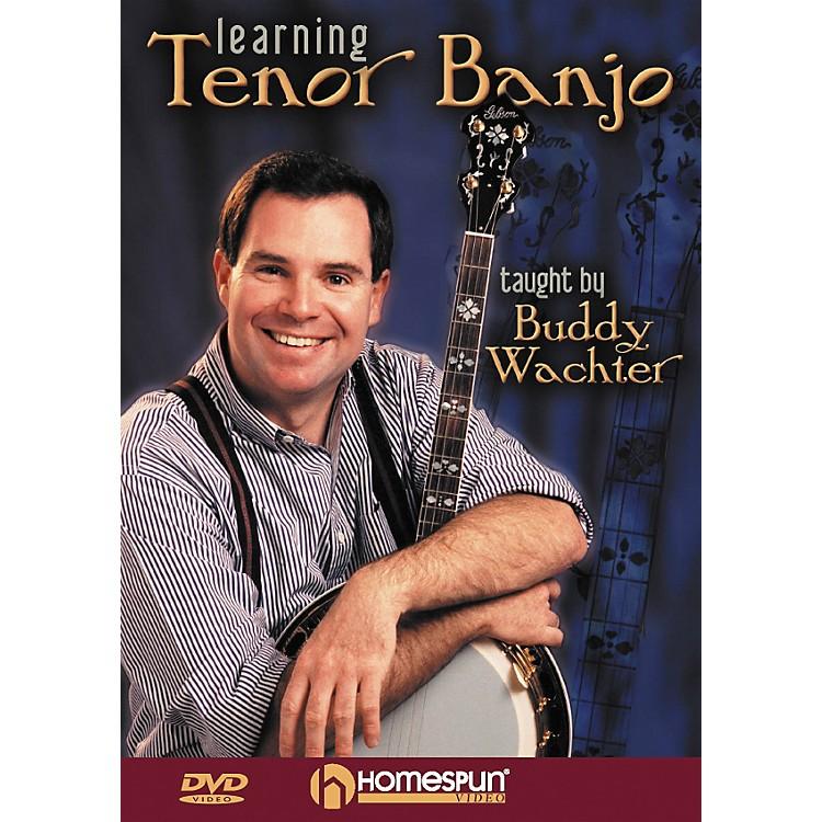 HomespunLearning Tenor Banjo (DVD)