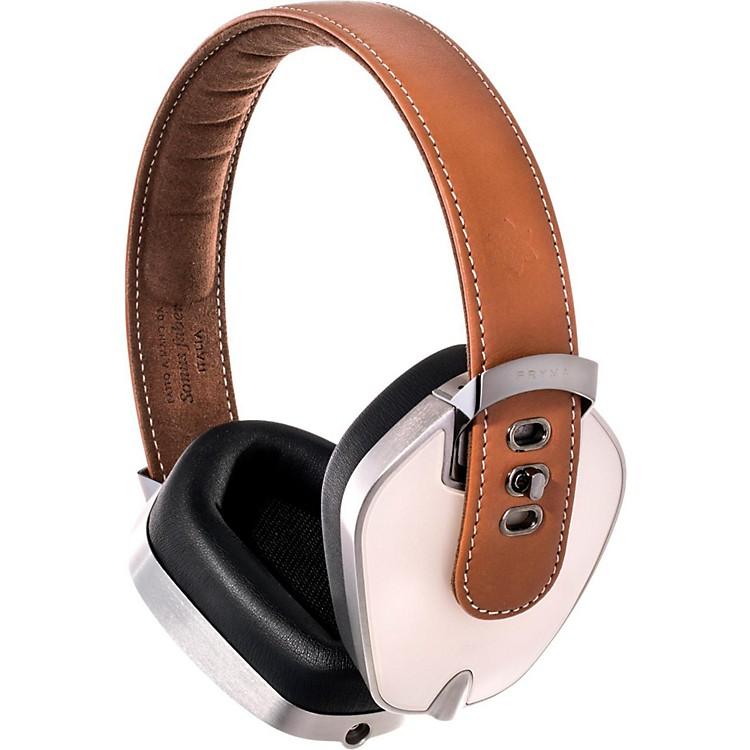 Pryma HeadphonesLeather & Aluminum HeadphonesPure Black