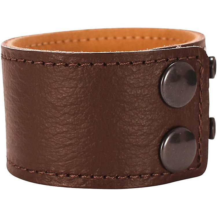 Road Runner Leather Bracelet  Brown