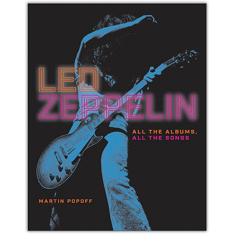 Hal LeonardLed Zeppelin - All the Albums, All the Songs