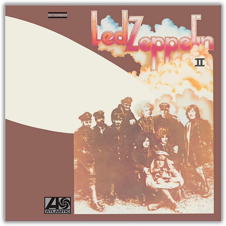 WEA Led Zeppelin - Led Zeppelin II (Remastered) Vinyl LP
