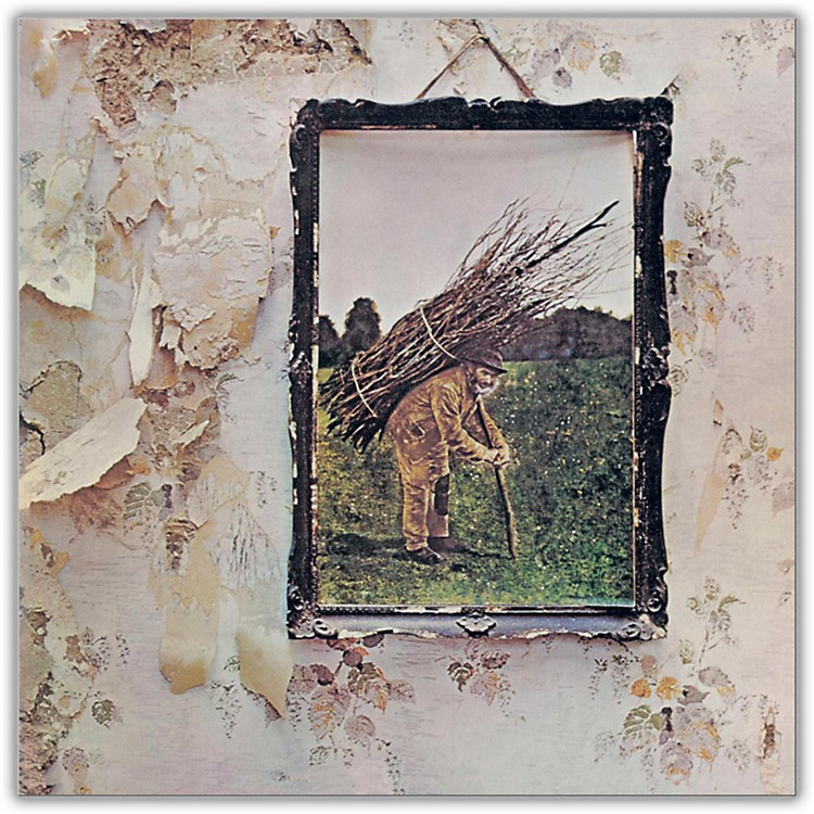 WEA Led Zeppelin - Led Zeppelin IV (Remastered) Vinyl LP