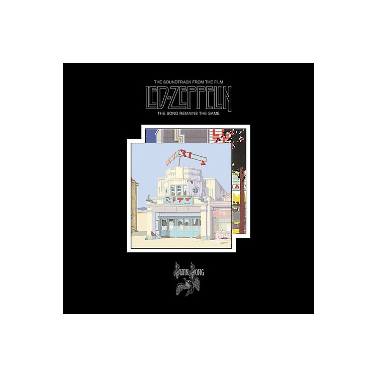 Alliance Led Zeppelin - Song Remains The Same (CD)