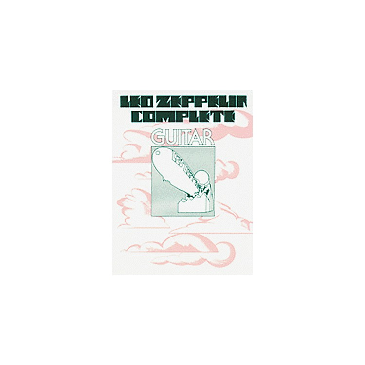 AlfredLed Zeppelin Complete Guitar Easy Book